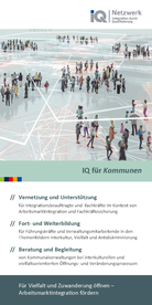 "Coverbild Flyer ""IQ für Kommunen"""